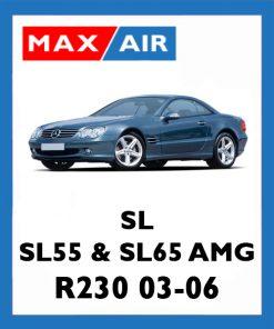 R230 SL55 & SL65 (AMG)