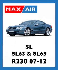R230 SL63 & SL65 (AMG)