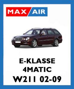 W211 4Matic
