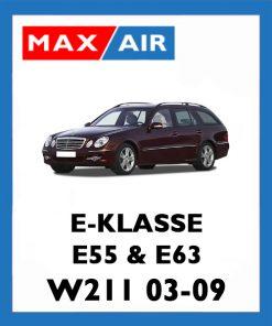 W211 E55 & E63 (AMG)