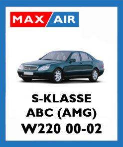 W220 ABC (AMG) 00-02